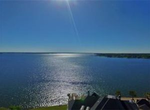 106 Benthaven Court view of Lake Conroe